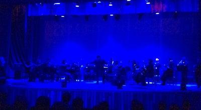 Photo of Concert Hall Большой концертный зал филармонии at Некрасова Ул., 24, Псков, Russia