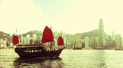 Photo of Harbor / Marina Victoria Harbour 維多利亞港 at Hong Kong, Hong Kong