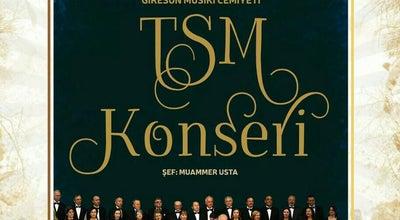 Photo of Concert Hall Giresun Musıki Cemiyeti at Turkey