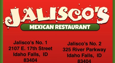 Photo of Mexican Restaurant Jalisco's Mexican Restaurant No. 1 at 2107 E 17th St, Idaho Falls, ID 83404, United States