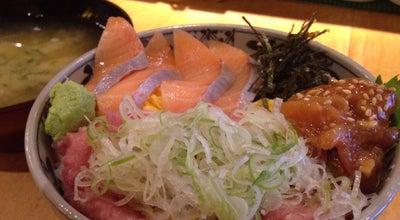 Photo of Sushi Restaurant 江戸前回転寿司 ぎょしん 日吉店 at 港北区日吉本町1-2-12, Yokohama 223-0062, Japan