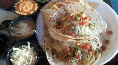 Photo of Mexican Restaurant Rubio's at 7407 W Bell Rd, Peoria, AZ 85382, United States