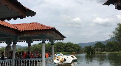 Photo of Water Park Taiping Lake Ride & Cruise at Taiping, Perak, Malaysia