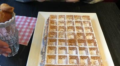 Photo of Tea Room Lizzie's Wafels at Sint-jakobsstraat 16, 8000 Brugge, Belgium