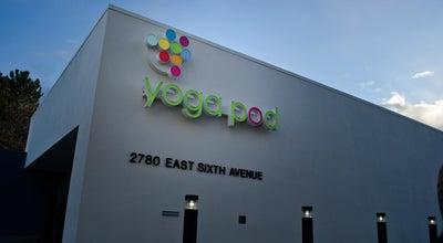 Photo of Yoga Studio Yoga Pod Cherry Creek at 2780 E 6th Ave, Denver, CO 80206, United States