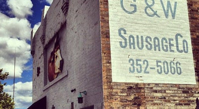 Photo of Butcher G&W Bavarian Style Sausage Company at 4828 Parker Ave, Saint Louis, MO 63116, United States