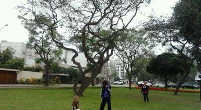 Photo of Park Parque César Vallejo at Av. Precursores Cdra. 3,, Santiago de Surco 33, Peru