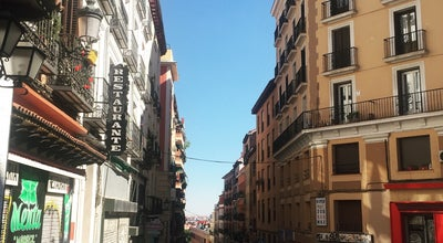 Photo of Neighborhood Barrio de La Latina at Pl. De La Cebada, Madrid 28005, Spain