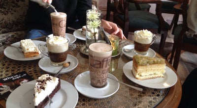 Photo of Cafe Café A Rebours at Am Wendländer Schilde 5, Rostock 18055, Germany