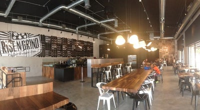 Photo of Coffee Shop Rise N Grind at 6501 Wilcox Ave, Los Angeles, Ca 90028, United States