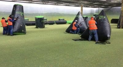 Photo of Paintball Field Area 23 Indoor Paintball at Korte Moeie 52b, Eeklo 9900, Belgium