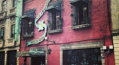 Photo of Mexican Restaurant Hostería de Santo Domingo at Belisario Domínguez 72, Cuauhtémoc 06060, Mexico