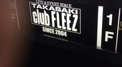 Photo of Rock Club 高崎club FLEEZ at 宮元町17, 高崎市 370-0828, Japan