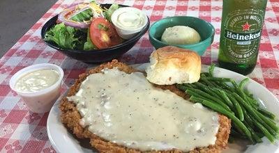 Photo of American Restaurant Live Oak Grill at 12935 Dairy Ashford Rd, Sugar Land, TX 77478, United States