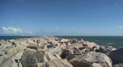 Photo of Beach Praia Molhes da Barra at Pr. Molhes Da Barra, Rio Grande 96200-900, Brazil