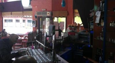 Photo of Cafe La crema café at Calle Del Dos De Mayo, 32, Ponferrada 24400, Spain