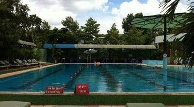 Photo of Pool Hồ Kì Hòa Swimming Pool at 796 Su Van Hanh St., Dist. 10, Ho Chi Minh City, Vietnam