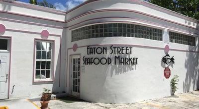 Photo of Fish Market Eaton Street Seafood Market at 801 Eaton St, Key West, FL 33040, United States