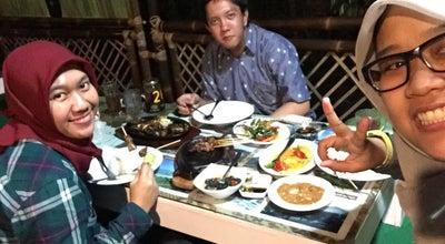 Photo of Asian Restaurant Saung Pananjung at Jln. Wisata Cipanas Garut, Indonesia