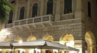 Photo of Cafe Vittorio emanuele at Piazza Bra 16, Verona, Italy