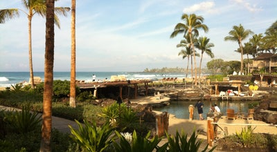 Photo of Resort Four Seasons Resort Hualalai at Historic Ka`upulehu at 72-100 Kaupulehu Dr, Kailua Kona, HI 96740, United States