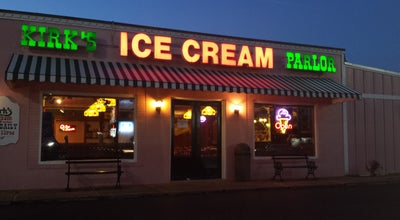 Photo of Dessert Shop Kirk's Ice Cream Parlor at 6101 N Kings Hwy, Myrtle Beach, SC 29577, United States