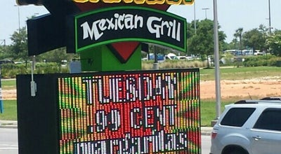 Photo of Mexican Restaurant Cactus Cantina at 5121 N 12th Ave, Pensacola, FL 32504, United States