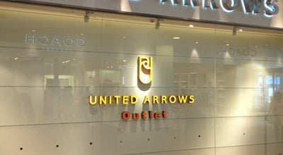 Photo of Boutique United Arrows Outlet マリンピア神戸店 at 海岸通12-2, 神戸市垂水区, Japan