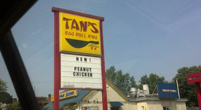 Photo of Chinese Restaurant Tan's Egg Roll King at 620 Lincoln Way E, Massillon, OH 44646, United States