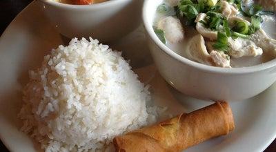 Photo of Thai Restaurant Sawadee at 754 E South Temple, Salt Lake City, UT 84102, United States
