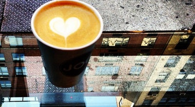 Photo of Coffee Shop Joe Pro Shop & Headquarters at 131 W 21st St, New York, NY 10011, United States