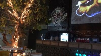 Photo of Beer Garden El Merch at 24110, Mexico