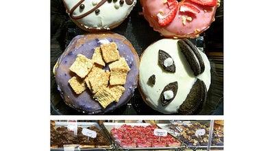 Photo of Donut Shop California Donuts at 801 S Alvarado St, Los Angeles, CA 90057, United States