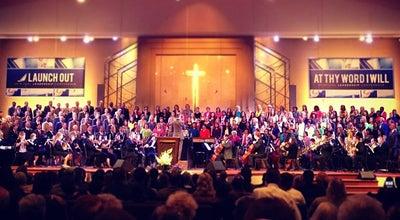 Photo of Church Lancaster Baptist Church at 4020 E Lancaster Blvd, Lancaster, CA 93535, United States