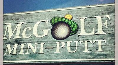 Photo of Mini Golf McGolf Mini-Putt & Driving Range at 150 Bridge St, Dedham, MA 02026, United States
