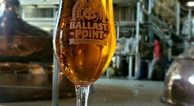 Photo of Brewery Ballast Point Brewing & Spirits at 9045 Carroll Way, San Diego, CA 92121, United States