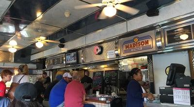 Photo of Diner The Madison Diner at 305 Madison Ave N, Bainbridge Island, WA 98110, United States