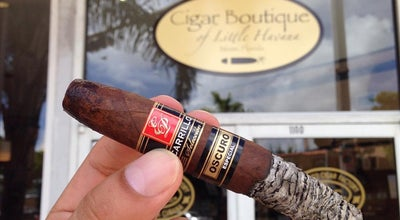 Photo of Smoke Shop Cigar Boutique of Little Havana at 1100 Sw 8th St, Miami, FL 33130, United States