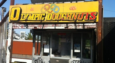 Photo of Donut Shop Olympic Doughnuts at 51 Irving St, Footscray, VI 3011, Australia