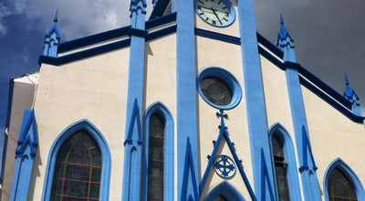 Photo of Church Igreja Matriz Santa Terezinha at Rua Tadeu Rangel Pestana, 662, Campos do Jordão, Brazil