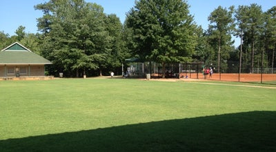 Photo of Baseball Field Alpharetta North Park Field 6 at Alpharetta, GA, United States