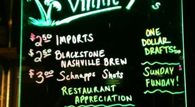 Photo of Bar Vinnie T's at 223 E 8th St, Cookeville, TN 38501, United States