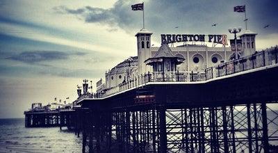 Photo of Pier Brighton Pier at Madeira Dr, Brighton BN2 1TW, United Kingdom