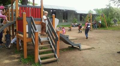 Photo of Playground Детская площадка at Цпкио Им. Горького, Moscow, Russia