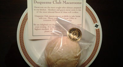 Photo of American Restaurant Duquesne Club at 325 6th Ave, Pittsburgh, PA 15222, United States