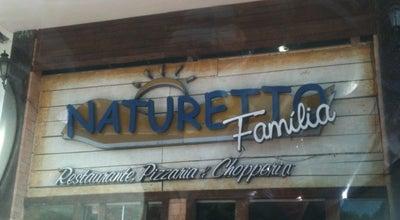 Photo of Vegetarian / Vegan Restaurant Naturetto Família at Cls 403 Bl. C, Lj. 22, Brasília, Brazil
