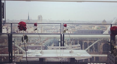 Photo of French Restaurant Le Georges at Centre Pompidou, Paris 75004, France