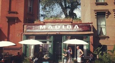 Photo of African Restaurant Madiba at 195 Dekalb Ave, Brooklyn, NY 11205, United States