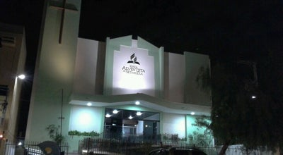 Photo of Church Igreja Adventista do Sétimo Dia at R. Mal. Rondon, Campo Grande, Brazil