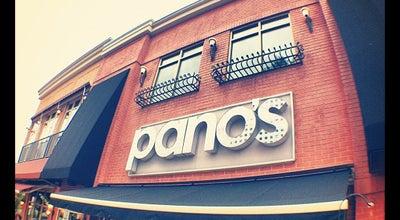 Photo of Greek Restaurant Pano's on Elmwood at 1081 Elmwood Ave, Buffalo, NY 14222, United States